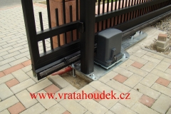 samonosná brána celohliníková (1)