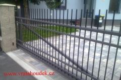 samonosná brána celohliníková (20)