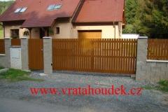 samonosná brána s hliníkovou výplní (1)