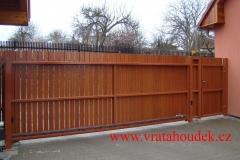 samonosná brána s hliníkovou výplní (6)