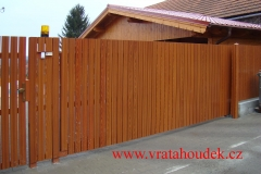 samonosná brána s hliníkovou výplní (7)